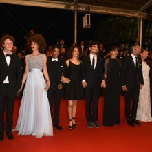 Cannes 2015 - il cast alla première di Mon Roi