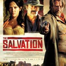 Locandina di The Salvation
