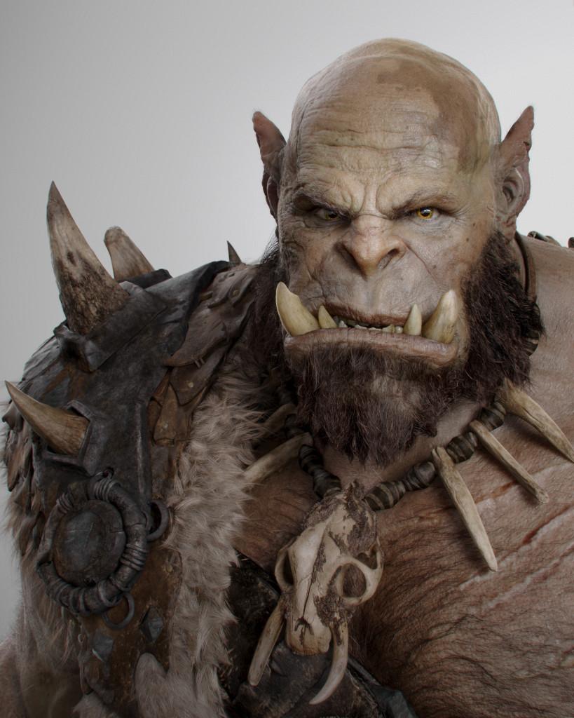 Warcraft: Robert Kazinsky interpreta l'orco Ogrim