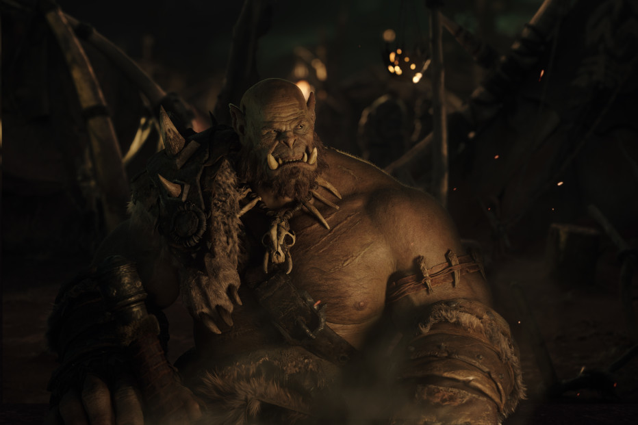 Warcraft: l'attore Robert Kazinsky nel ruolo dell'orco Ogrim