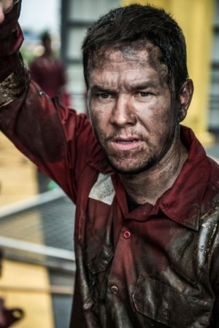 Deepwater Horizon: la prima immagine di Mark Wahlberg