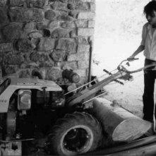 Faber in Sardegna & L'ultimo concerto di Fabrizio De André: il grande Fabrizio De André in una scena del documentario