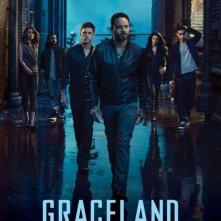 Graceland: un poster per la terza stagione