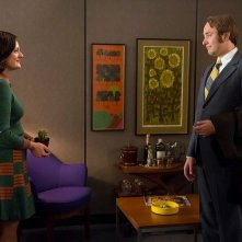 Mad Men: Elisabeth Moss e Vincent Kartheiser in Person to Person