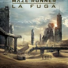 Locandina di The Maze Runner: La Fuga