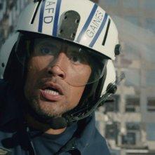 San Andreas: Dwayne Johnsonin un primo piano tratto dal disaster movie