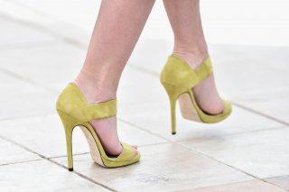I tacchi alti di Emily Blunt a Cannes