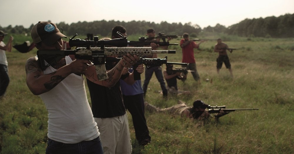 Louisiana: una drammatica scena del film di Roberto Minervini
