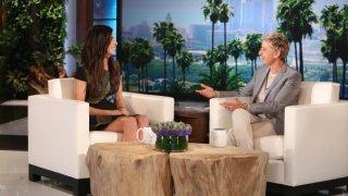 Sandra Bullock ed Ellene Degeneres parlano del trailer di Magic Mike XXL