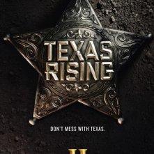 Texas Rising: un poster per la miniserie