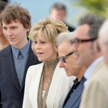 Youth - La giovinezza: Paul Dano, Jane Fonda, Harvey Keitel e Paolo Sorrentino a Cannes