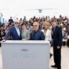 Youth - La giovinezza: Michael Caine, Rachel Weisz, Harvey Keitel, Paul Dano e Jane Fonda a Cannes