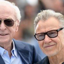Youth - La giovinezza: Michael Caine e Harvey Keitel a Cannes