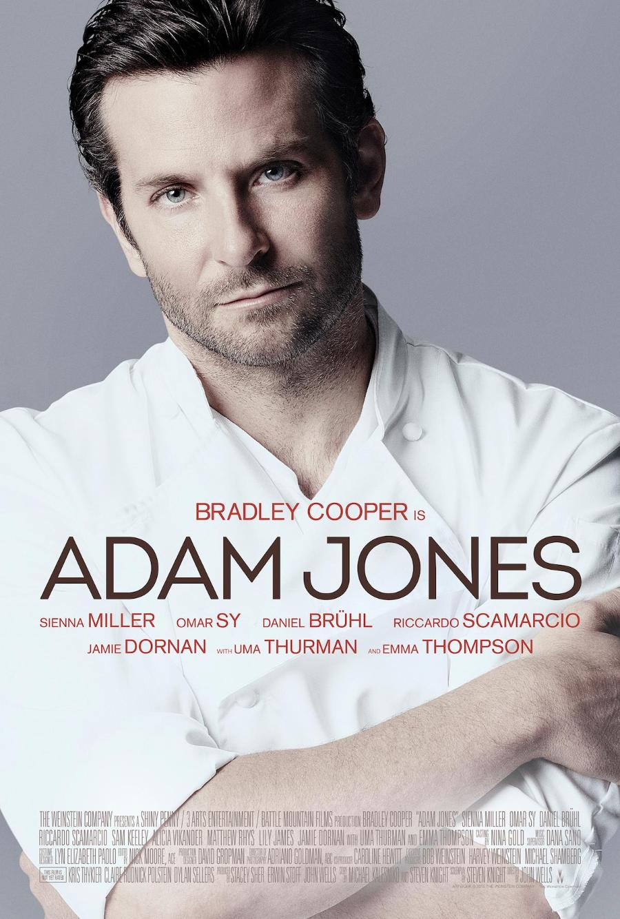 Locandina di Adam Jones