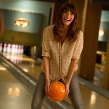 Man Up: Lake Bell in una scena del film