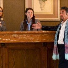 Al Pacino, Annette Bening e Anne McDaniels in una scena del film Danny Collins