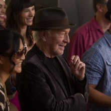 Danny Collins: Christopher Plummer in una scena del film