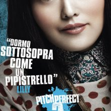 Pitch Perfect 2: il character poster italiano di Lilly (Hana Mae Lee)