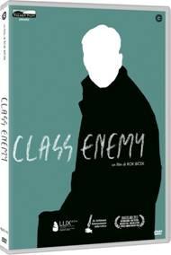 La cover del DVD di Class Enemy