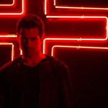 Premonitions: Colin Farrell in una scena del film