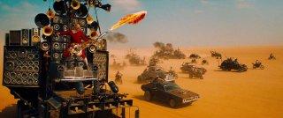 Mad Max: il chitarrista fiammeggiante