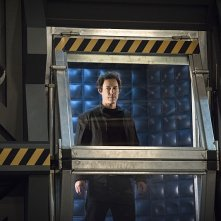 The Flash: l'attore Tom Cavanagh interpreta il dottor Wells in Fast Enough