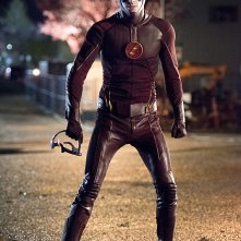 The Flash: Grant Gustin in un'immagine del season finale Fast Enough