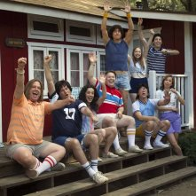 Wet Hot American Summer: First Day of Camp -Alcuni dei protagonisti della serie