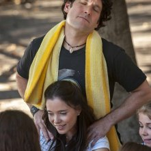 Wet Hot American Summer: First Day of Camp - Paul Rudd in una scena degli episodi