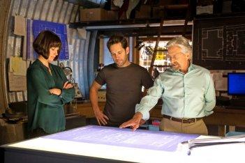 Ant-Man: Paul Rudd, Evangeline Lilly e Michael Douglas discutono il loro piano
