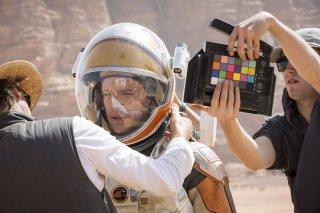 Sopravvissuto - The Martian: Matt Damon si prepara al ciak