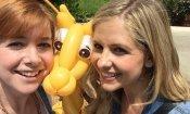 Buffy: Sarah Michelle Gellar e Alyson Hannigan di nuovo insieme!