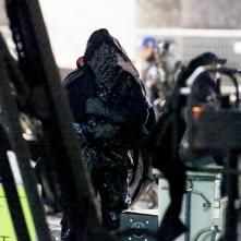 Suicide Squad: una foto che ritrae alcune creature sul set