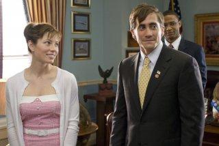 Accidental Love: Jessica Biel in una scena del film con Jake Gyllenhaal