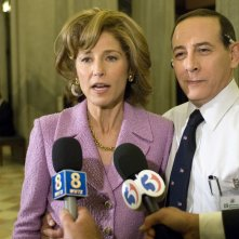 Accidental Love: Catherine Keener con Paul Reubens in una scena del film