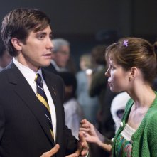 Accidental Love: Jessica Biel insieme a Jake Gyllenhaal in un momento del film