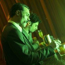 Fuori dal coro: Dario Raimondi con Alessandro Schiavo in una scena del film