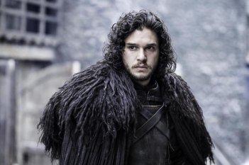 Il trono di spade: Kit Harington interpreta Jon Snow nella puntata Uccidi il ragazzo
