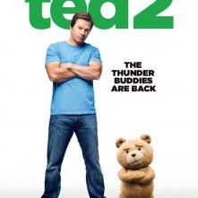 Ted 2: una nuova simpatica locandina