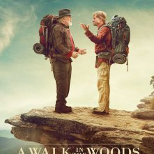 A Walk in the Woods: il poster del film