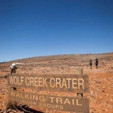 Wolf Creek 2 - La preda sei tu: un'immagine promozionale del film