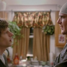 The End of the Tour: Jesse Eisenberg e Jason Segel nella prima immagine del film