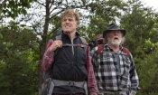 A Walk in The Woods: trailer e poster del film con Robert Redford