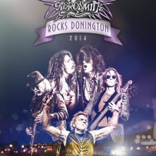 Locandina di Aerosmith Rocks Donington