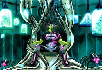 Brainiac nei fumetti DC
