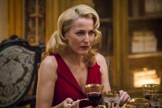 Hannibal: Gillian Anderson nella première intitolata Antipasto