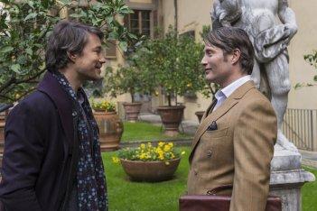 Hannibal: Tom Wisdom e Mads Mikkelsen in Antipasto