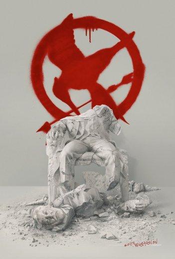 Hunger Games: Il canto della rivolta Parte 2 - Un nuovo teaser poster