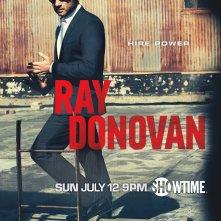 Ray Donovan: il poster della stagione 3