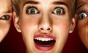 Scream Queens: un poster... da far rizzare i capelli!